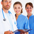 Caring profession - Stock Photo