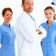 Royalty-Free Stock Photo: A caring profession
