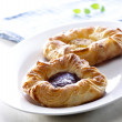 Royalty-Free Stock Photo: Danish Pastry
