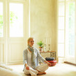 Peaceful Meditation - Stock Photo