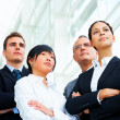 Business group portrait - Foto Stock