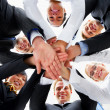 Teamwork and team spirit - Stock Photo
