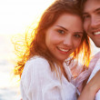 Summer love and sunshine - Stock Photo