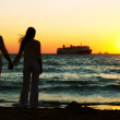 Summer love and traveling - Foto Stock