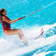 Water skiing - Stockfoto