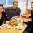 Dinner Party - Foto Stock