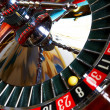 Roulette action - Stock Photo