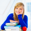 Royalty-Free Stock Photo: Portrait of cute student