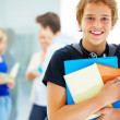 Young male student - Stock Photo