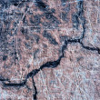 Royalty-Free Stock Photo: Cracks in wall.