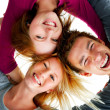Royalty-Free Stock Photo: Three Teenagers