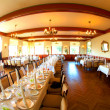 Banquet Facility - Stock Photo