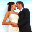 Wedding Portrait - Stockfoto