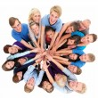 Unity - Group of Working together - Photo
