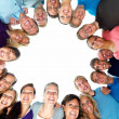 Royalty-Free Stock Photo: Unity - Together we stand super group