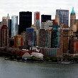 Beautiful architectural buildings in New York City - Stockfoto