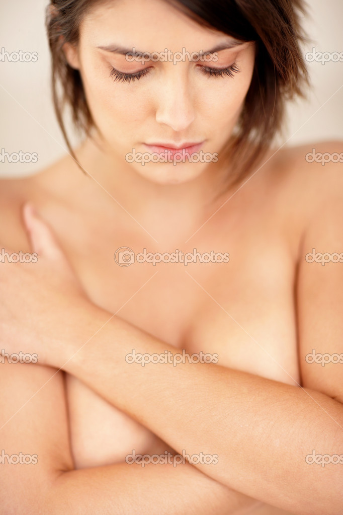 Portrait of a sexy nude young woman | Stockfoto © Yuri Arcurs #