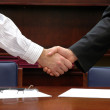 Handshake — Stock Photo #2695104