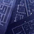 Blueprints — Stock Photo #2802984
