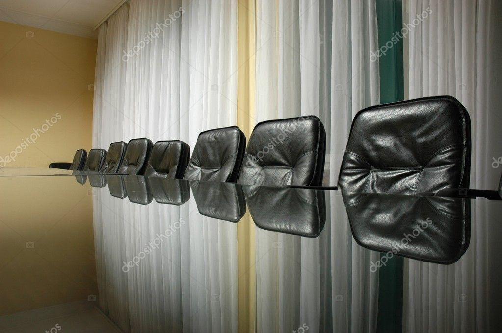 Empty board room,  business concept — Stock Photo #2802569