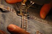 Sewing machine — Stock Photo