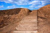 空への階段 — ストック写真
