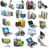 Future computers — Stock Photo