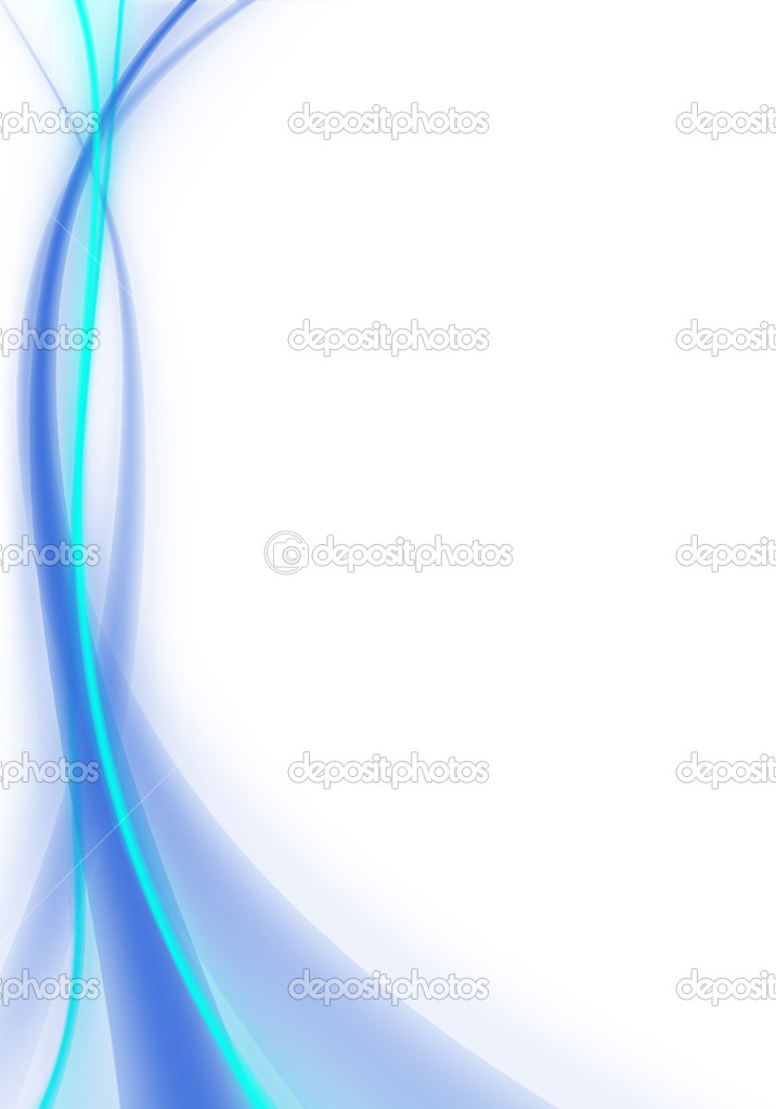 Blue abstract composition — Stock Photo #2740069