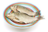 Purified carp — Stock Photo