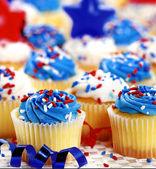Mini Cup Cakes — Stock Photo