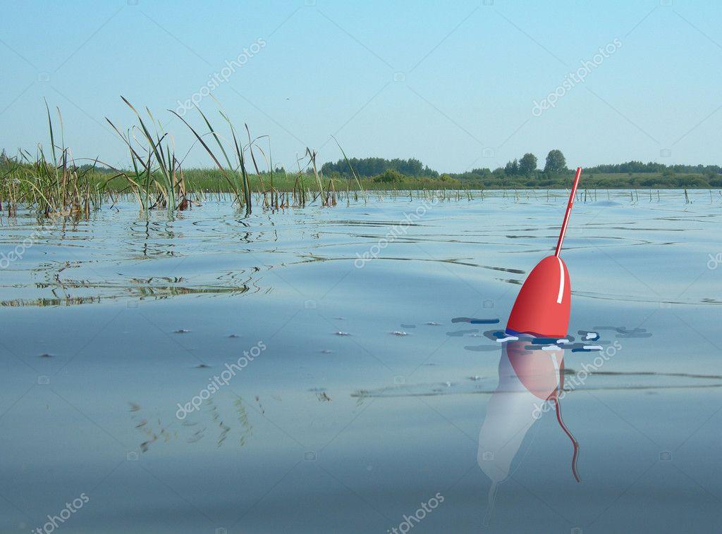 рыбалка поплавок вода