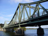 Glienicker Bruecke — Stock Photo