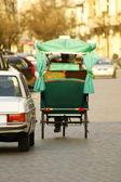 Trikeshaw — Stock Photo