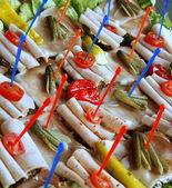 Snacks — Stock Photo
