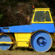 Road roller — Stock Photo #2882921