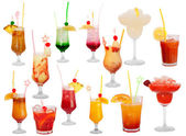 Cocktails — Stockfoto