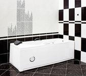 Modern bathroom — Stok fotoğraf