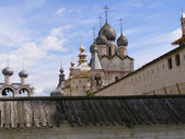 Russian monuments of History — Stock Photo