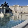 Buckingham Palace — Stock Photo #2823035
