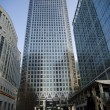 Canary Wharf: London — Stockfoto