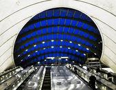 Canary Wharf: London — Stock Photo