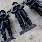 World war 1 memorial: london 2 — Stock Photo #2832334