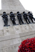 World war 1 memorial: London — Stock Photo