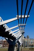 Millennium Bridge: London 2 — Stock Photo