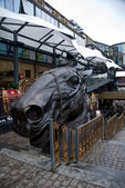 Camden Market: London 3 — Stock Photo