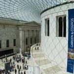 British Museum: London 2 — Stock Photo