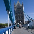 Tower Bridge: London — Stock Photo
