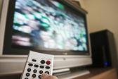 TV remote — Stock Photo