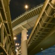Stock Photo: Highways structure