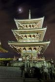 Kiyomizudera pagoda — Stock Photo